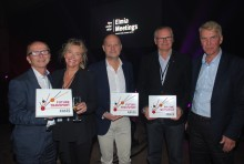 ​De vann Future Transport Award