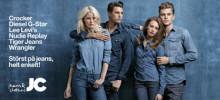 JC Jeans & Clothes – fortsatt störst på jeans!