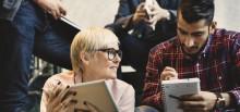 Mentorprogram för nyföretagare  drivs tillsammans med Nyföretagarcentrum