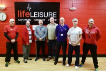 ​Stockport stroke survivors get active with Stroke Association's new Moving Forward programme