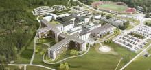 Skanska bygger vårdbyggnad på Kungälvs sjukhus för cirka 940 miljoner kronor