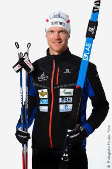 Långloppsåkaren Jens Eriksson till Salomon och Team Tynell