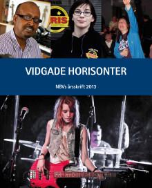Vidgade horisonter - NBVs årsskrift 2013