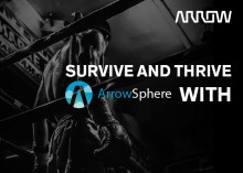 Arrow ECS Cloud Event - Utveckla dina Cloud affärer med ArrowSphere