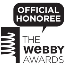 """Tailor store received """"official honoree"""" distinction for the 12th annual Webby awards"""