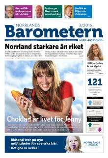 Norrlandsbarometern 3/2016