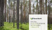 Great Earth Scandinavia beviljas bidrag från Region Gävleborg