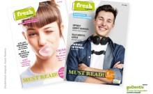 """Neues Jugendmagazin """"fresh"""" ab sofort im Zahnarzt-Wartezimmer"""