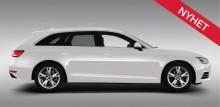 Nya bilmodeller i Avis Select Series