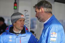 Tredje segern för Ogier i Rally Sweden