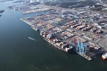 Tredje året i rad utan prishöjningar i Göteborgs Hamn