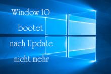 8 Lösungen | Windows startet nach dem Update nicht mehr