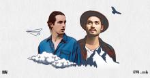 Nydelig indie-folk, i form av Garrett Kato & Riley Pearce, kommer til Parkteatret i september!