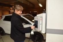 MKB satsar på laddning för elbilar