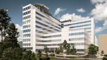 Ny vårdbyggnad vid Danderyds sjukhus planeras