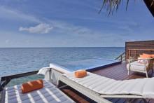 Maldivenes nyeste luksusresort satser på Norden