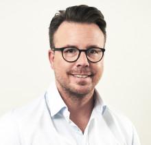 Tobias Håkansson blir ny regionchef för distrikt Öresund
