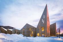 Arkitekturprisen 2017: Fire Norconsultprosjekter nominert