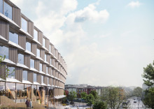 Trondheim får en ny, hållbar station