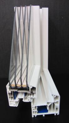 Kronfönsters bäst isolerade fönster, Kronfönster Passivhus Ultimat, byter namn till Passivhus 4-glas.