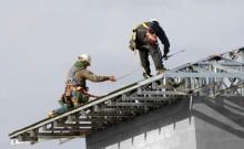 Arbetsmiljön 2013 - checklista för takentreprenörer