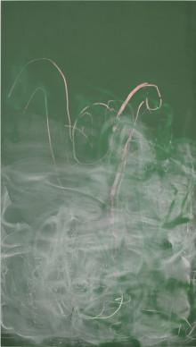 Rita Ackermann visar måleri på Malmö Konsthall