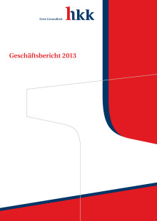 hkk-Geschäftsbericht 2013