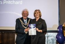 Petersfield stroke survivor receives regional recognition