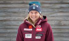 Nathalie Eklund avslutar karriären