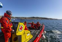 Undersökning visar: Mer än hälften av sjöräddarna smiter från jobbet
