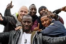 Panetoz öppnar för Chris Brown i Globen