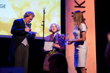 Chefläkaren Susanne Bergenbrant Glas, engagerad i #Metoo, får Sveriges läkarförbunds hedersomnämnande vid Fullmäktige 2018