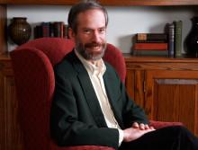 Kevin Bishop ny vicerektor för fortlöpande miljöanalys vid SLU