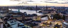 1,2 miljoner gästnätter i Stockholm i maj