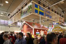 Rivstart på Grüne Woche för svenskt mathantverk och livsmedelsindustri