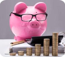 Inflationen upp, sparkontoräntan fortsatt låg = våra pengar förlorar i värde