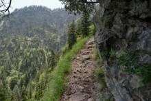 Durchs wilde Estergebirge in zwei Tagen