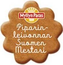 Piparinleivonnan Suomen mestaruuskilpailun finaali