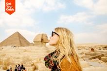 Pyramiden, Korallenriffe von Queensland oder Alcatraz - wo wären Sie gerne?