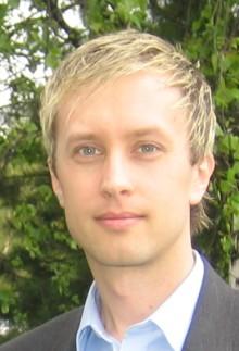 Patrik Danielson får SLS translationella pris, 50 000 kr, för sin forskning om ögonsjukdomar