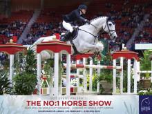 """Nyblivna svenska mästaren Emma Emanuelsson: """"Det finns inget som slår Gothenburg Horse Show!"""""""