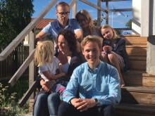 Bostadskris under Almedalsveckan – då bodde Hugo hos föräldrarna