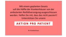 AKTION PRO PATIENT