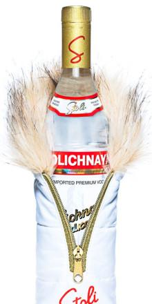 Värmande vinterkollektion från Stolichnaya