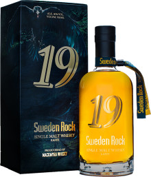 Femårsjubileum: Sweden Rock lanserar single malt whisky med kryddig smak av kaffebönor