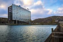 5-årsjubileum för Radisson Blu Riverside Hotel