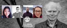 Fyra läkare årets Cullbergstipendiater