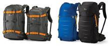 Två nya fotoryggsäcks-serier från Lowepro