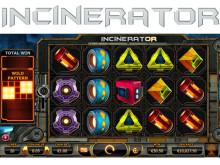 Yggdrasil lanserar spelet Incinerator!