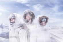 """Lindesbergs Riksteaterförening visar """"Polarforskarna"""""""